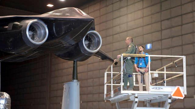"""Fantastic flying robot from the movie """"Terminator 3"""" will become a real weapon"""