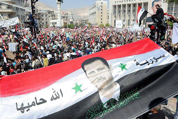 США и Турция разрабатывают региональную стратегию на период после свержения Башара Асада.