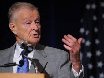 Zbigniew Brzezinski, Thunderbird de la révolution mondiale