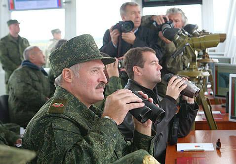 Антиреволюционные военные учения