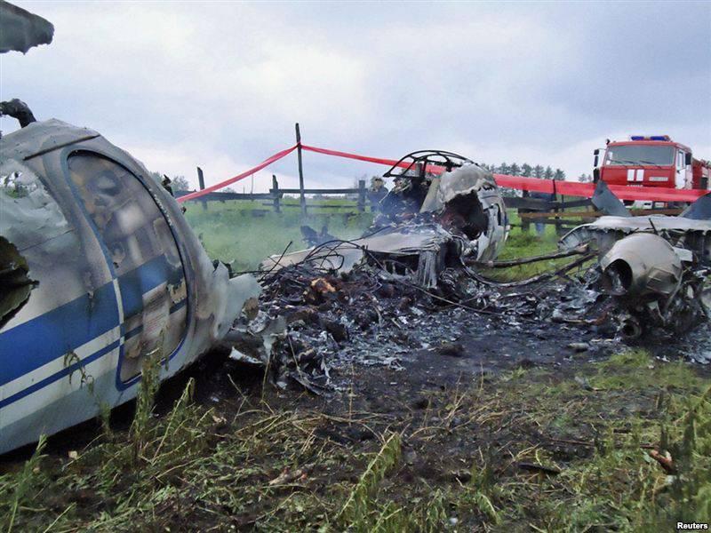 Rusya'daki hava kazalarının% 80'inde mürettebat suçlu