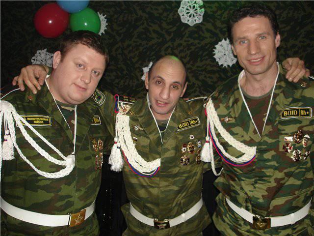 """Les soldats à l'époque """"H"""""""