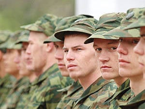 Will the Russian army change the new charter