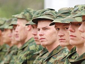 L'armée russe va-t-elle changer la nouvelle charte?