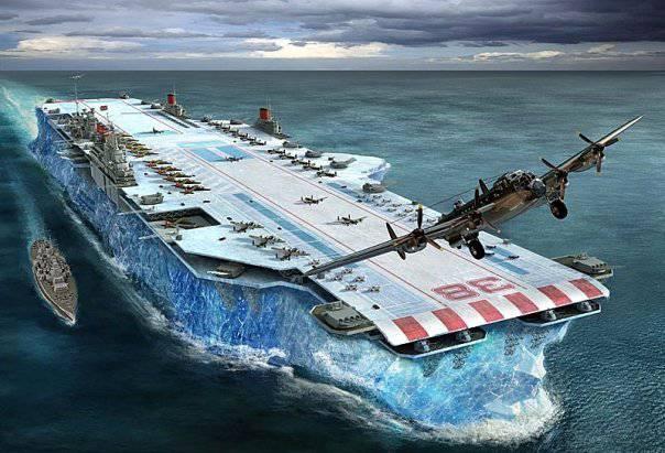 冰载体:神话还是现实?