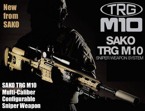 Beretta: новая винтовка для спецназа
