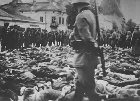 这是我的战争:我们将为法西斯主义和合作的受害者建立纪念日!