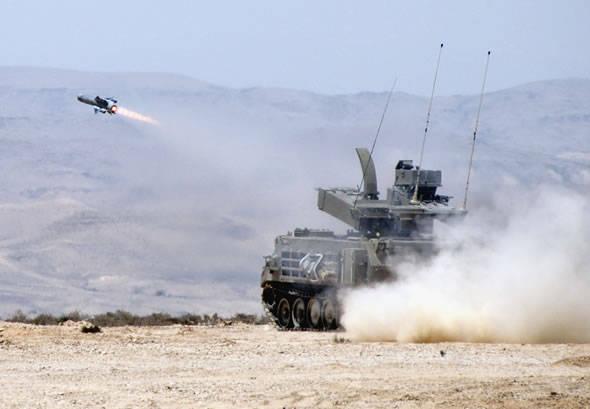 Tamuz est une nouvelle super arme israélienne