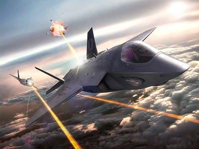 Guerre spatiale dans les années à venir?