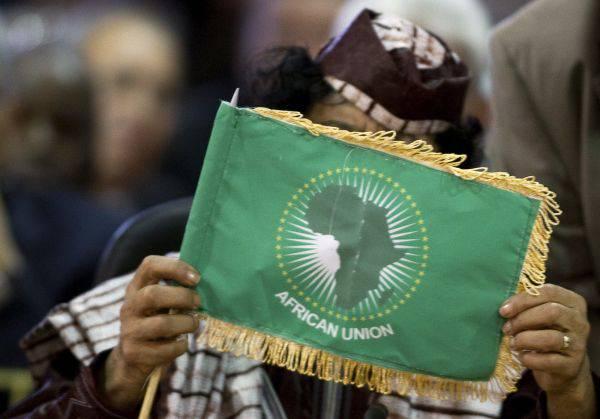 黑非洲支持卡扎菲的战斗