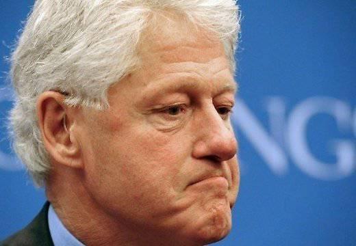 """Bill Clinton: """"Les Russes"""" - le principal problème d'Israël"""