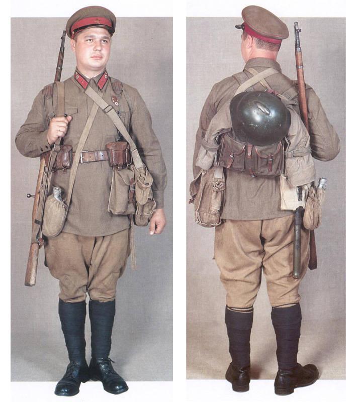 форма военная образца 1941 года - фото 10