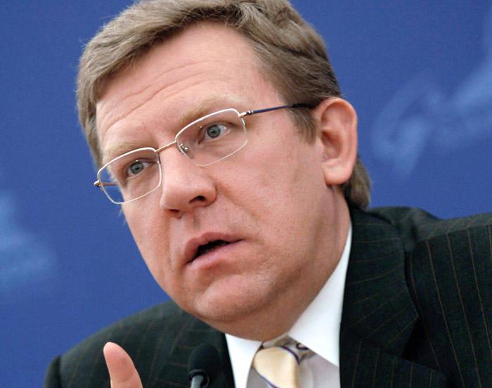Kudrin resigned as finance minister