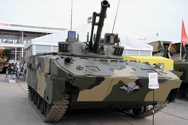 BMD-4M - mavi dışında