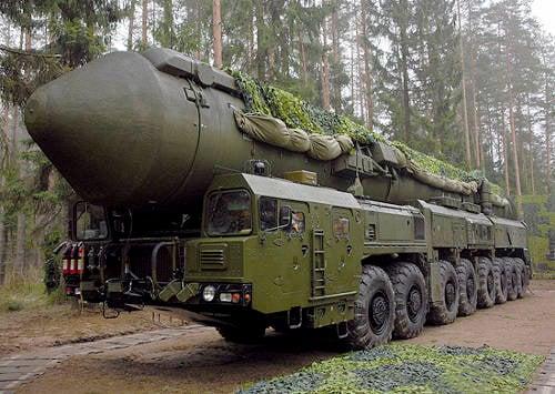 """Il secondo reggimento missilistico """"Yars"""" assumerà il servizio di combattimento fino alla fine del 2011"""
