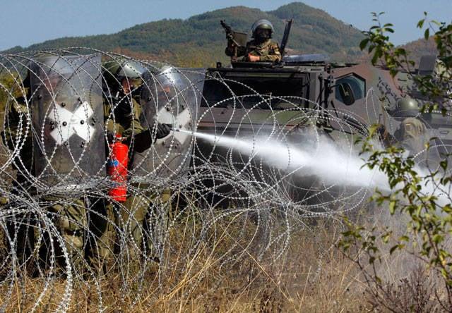 贝尔格莱德要求北约处理科索沃局势