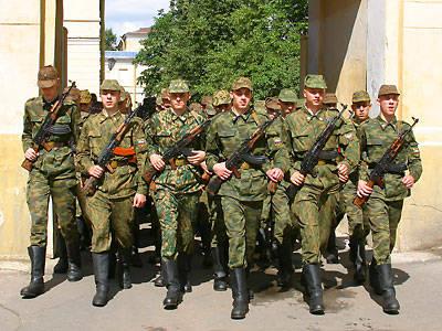 ARVI - Orage de l'armée