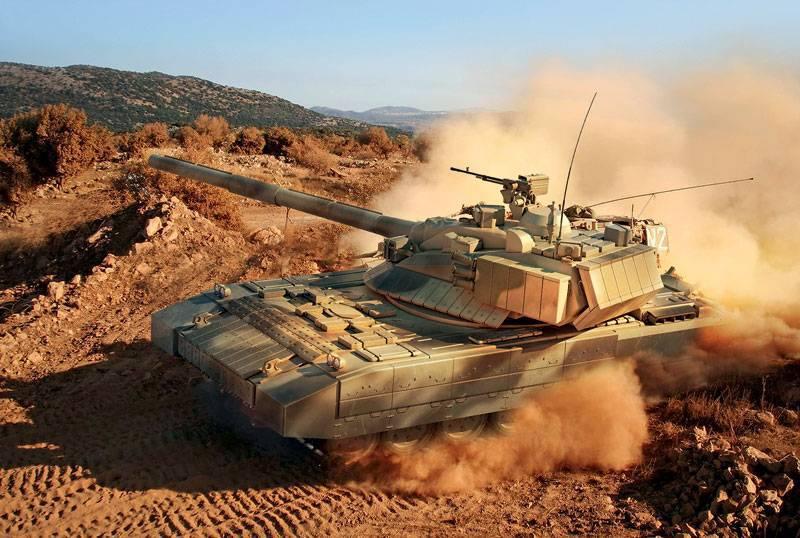 Tank, que nous n'avons pas attendu: le dernier mythe de l'industrie de la défense