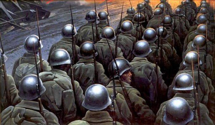 """À propos de la bataille qui a enterré """"Barbarossa"""""""
