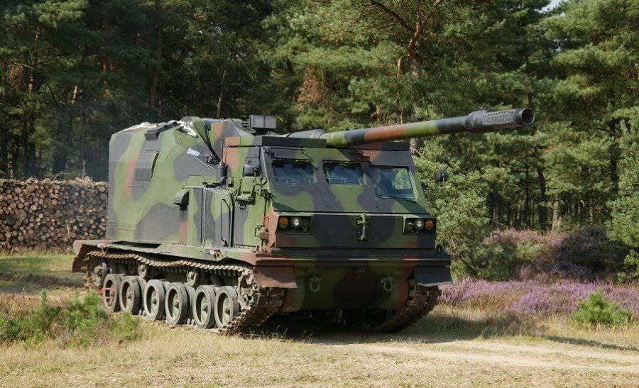 Грозное имя Donar: новая самоходная гаубица отметает все принципы использования артиллерии