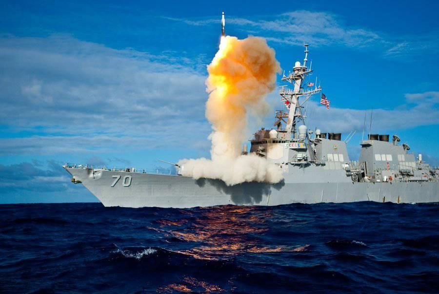 Американская ПРО осталась без ракеты-перехватчика