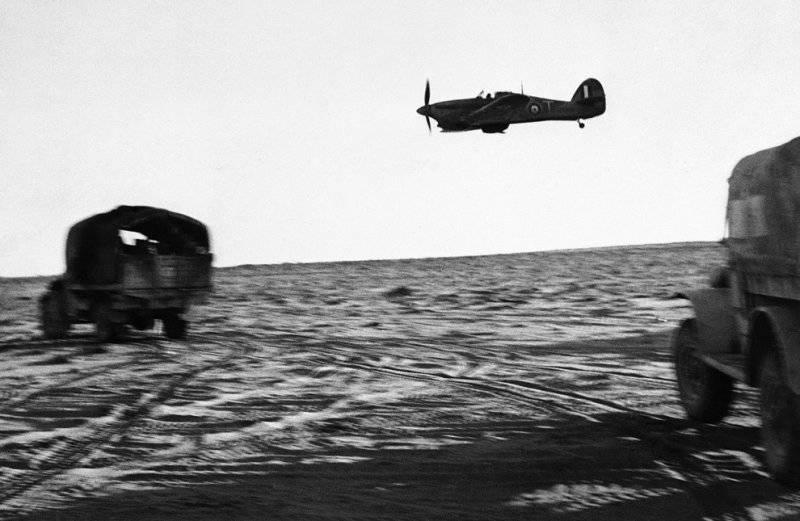 燃烧的沙漠:北非战役1940年至1943年