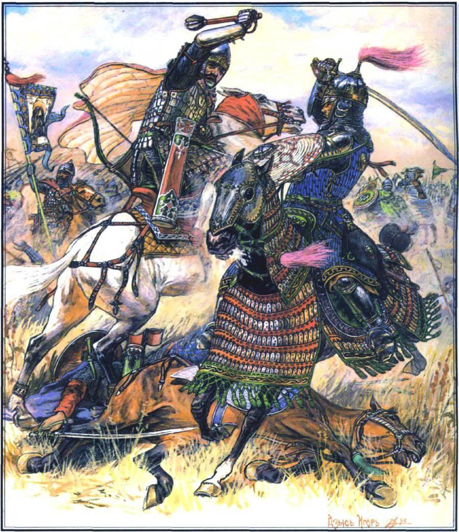 День воинской славы России - Куликовская битва 1380 г.