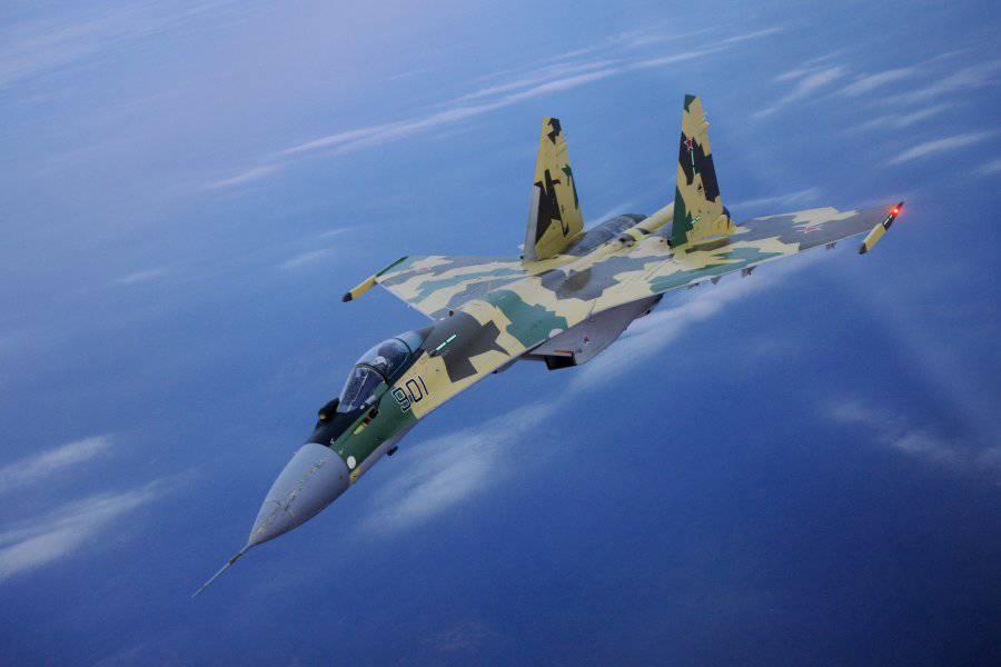 Противостояние, Су-35 против...