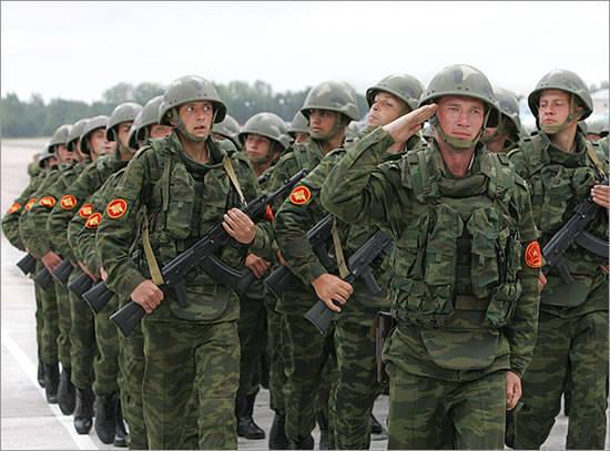 L'armée russe se battra sans officiers