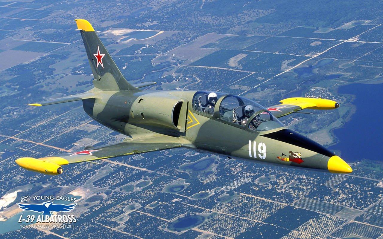 л-39 самолет фото
