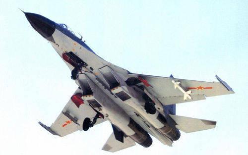 La Cina ha sviluppato la sua versione di combattimento del Su-30 - J-11BSM