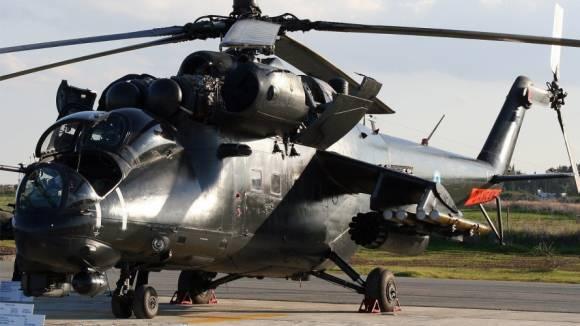 Армия закупит простые вертолеты вместо дорогих