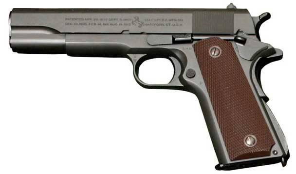 Rusya'daki yabancı tabancalar