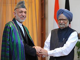 "Afganistan, Pakistan'la bir ""savaş yolu"" başlattı"
