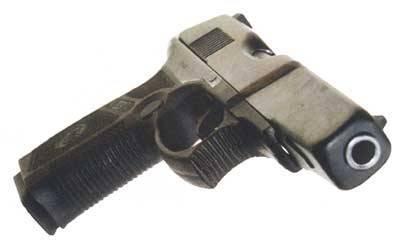 "Pistolet 6P35 (TsNIITochmash, thème ""Rook"")"