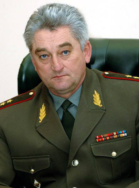 The President has appointed a new head of the Main Operational Directorate of the General Staff