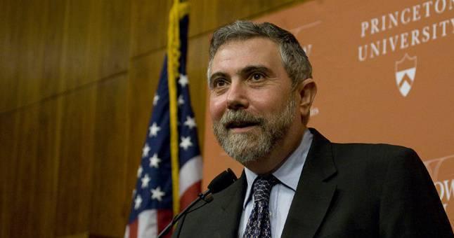 Paul Krugman: Une plus grande guerre est nécessaire pour l'économie américaine