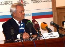 Nouveau look des forces armées russes
