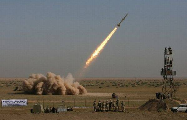 Iran is developing its own air defense system, an analogue of the C-300