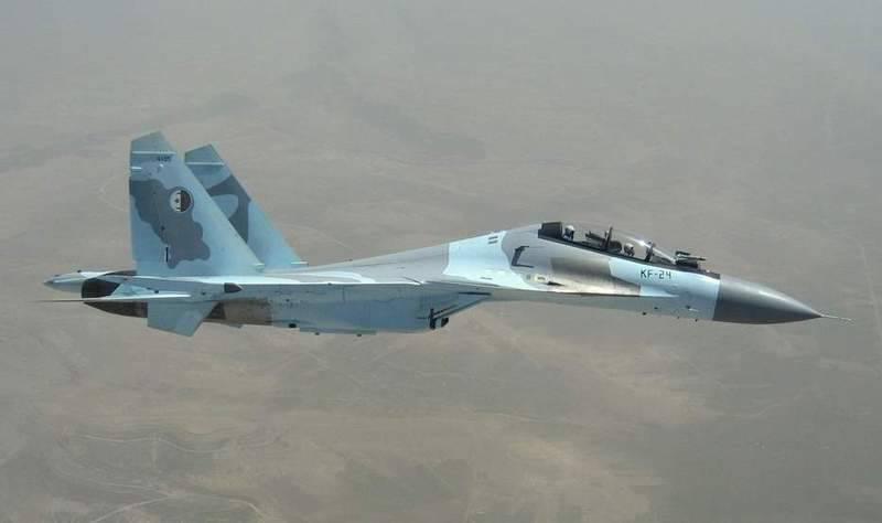 Су-30МКА