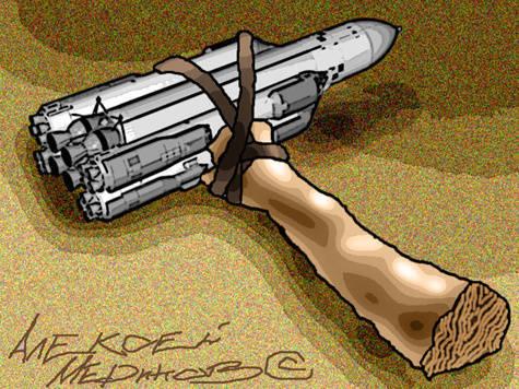 "Roscosmos buried ""Rus-M"""