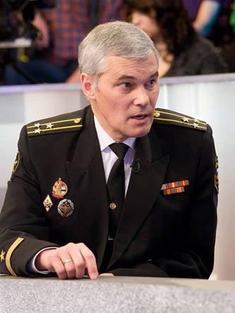 康斯坦丁·西夫科夫:购买外国武器的支持者 - 俄罗斯的彻头彻尾的敌人