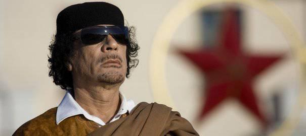 Kaddafi çölde bulundu fakat tutuklanmak için acele etmedi