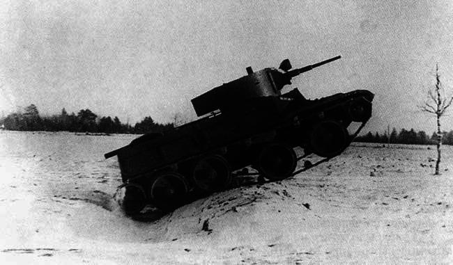Схема дополнительной трансмиссий танка БТ-ИС-5.
