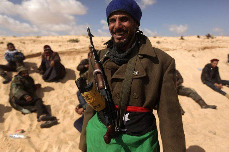 On the war in Libya through the eyes of the witness
