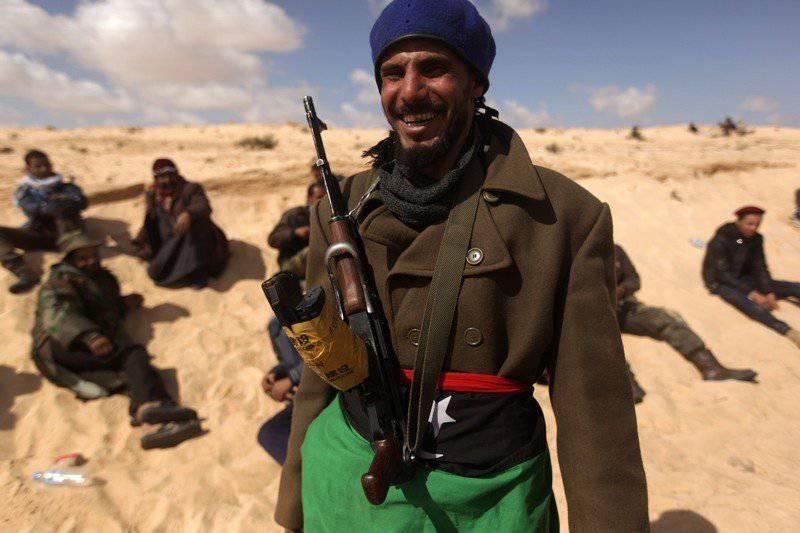 Sur la guerre en Libye à travers les yeux d'un témoin oculaire