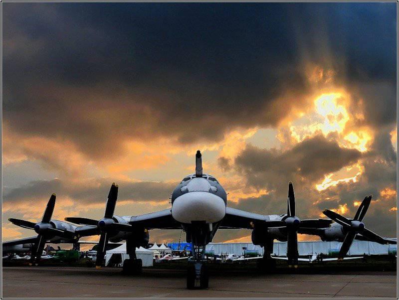 रॉकेट लॉन्चर Tu-95MS ने सफलतापूर्वक वायु गश्त पूरी की