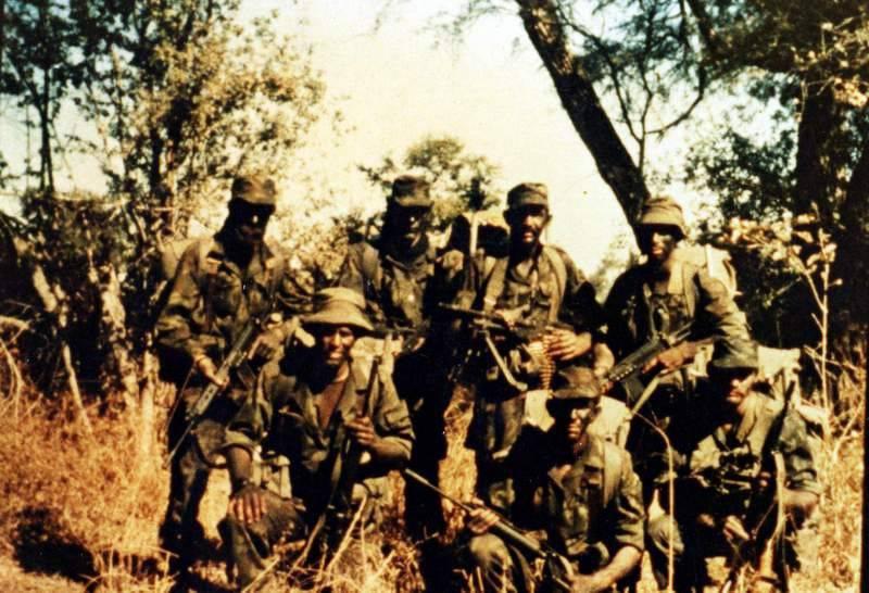 Detachment special forces RECCE (South Africa)