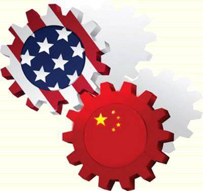 Сша против китая ссора на публику
