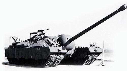 Необычные танки Росcии и СССР. Четырехгусеничный танк Объект 279